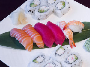 Combination Sushi