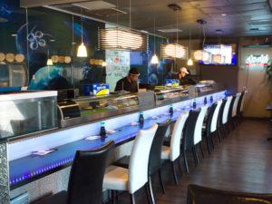 Sushi Bar Chefs